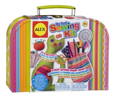 ALEX Toys, Craft My First Sewing Kit 195WN, Children Kids Art, New