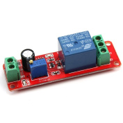 Vanki DC 12V Delay Timer Switch Adjustable Module 0 to 10 Second NE555 Electrical New