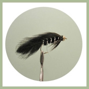 6 Pack of Gold Head Ace of Spades Trout Fishing Flies, Choice of Sizes