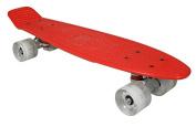 Vintage Awaii Skateboard 60cm Light Red