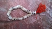 Unique Skeleton Beads flexible bracelet fashion jewellary & save from evil eye