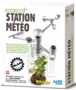 4m KidzLabs Green Science Weather Station by 4M