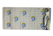 Blue Dolphin Kid Shower Mat - Non-Slip Shower Mat
