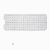 Bestwoohome PVC Non-Slip Bathtub Mats/Shower Mat for Bathroom