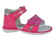 Melania Girls' Fashion Sandals UK 6 Infant