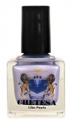 CHETESA Gems Collector Nail Lacquer Non-Toxic, Lilac Pearls, 15ml