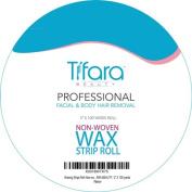Tifara Beauty Non Woven Body and Facial Wax Strip Roll 7.6cm X 100YD