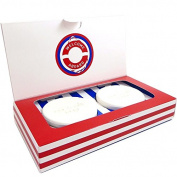 Kalastyle Swedish Dream Sea Salt Soap Gift Box 2 x 130ml