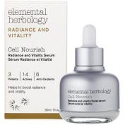 Elemental Herbology Cell Nourish Radiance & Vitality Serum, 30ml
