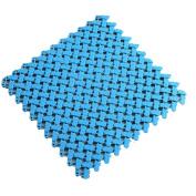 Gilroy Plastic Square Drain Holes Mat Bathroom Toilet Kitchen Non-Slip Shower Floor Pad 30cm x 30cm