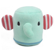 Elephant Plush Tissue Cover Box Case Holder for Home Office Car Automotive