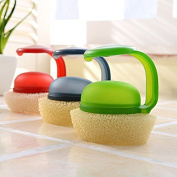 Grocery House Dish Sponge with Handle