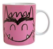 laroom 14118 - Mug Monster of Emotions - Love, Pink