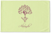 Yoga Tree Woven Mat