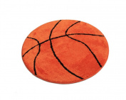 Lopkey Brown basketball pattern rugs bath mat bath mat carpet indoor carpet living room carpet bedroom carpet