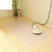 Floor mats/Plastic mats/Bathroom door mat/Chuck bathroom mat-F 37x66cm