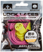 Nathan Lock Laces-Black, One Size
