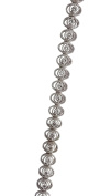 925 SOLID STERLING SILVER TENNIS BRACELET WITH CUBIC ZIRCONIA CZ