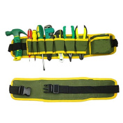 Multifunction Canvas Gardening Tools Bags Maintenance Waist Toolkit