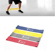 Fitness Elastic Belt Resistance Bands Strength Training Pull Ring