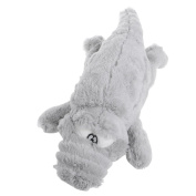 Kocome 1Pc Cute Resting Toy Crocodile Soft Pillow Lying Plush Doll Toy Gift