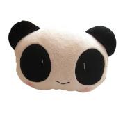 Funbase Cartoon Kawaii Panda Plush Auto Car Headrest Neck Rest Seat Cushion Pillow