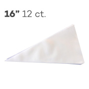Piping Bags 41cm , Pack of 12