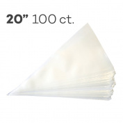 Piping Bags 50cm , Pack of 100