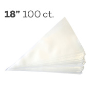 Piping Bags 46cm , Pack of 100