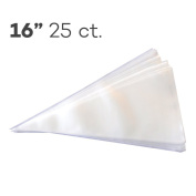 Piping Bags 41cm , Pack of 25