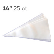 Piping Bags 36cm , Pack of 25