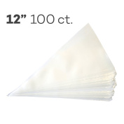Piping Bags 30cm , Pack of 100
