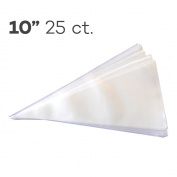 Piping Bags 25cm , Pack of 25