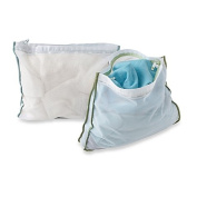 Real Simple Wash Bags, Set of 4