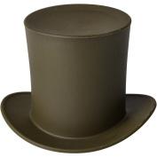 La Chaise Longue 35-2 K-027 Silicone Black Gentleman Hat Universal Bottle Stopper