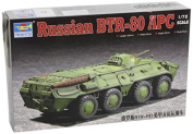 Trumpeter 7267 Toy Tank Russian BTR-80 APC by Trumpeter