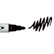 Kuretake Zig Twin Tip Marker Clean Colour F, 36 Colour Set