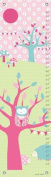 Oopsy Daisy Forest by Annette Tatum Growth Charts, 30cm by 110cm