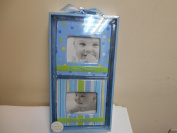 First Impression Double Hanging Frames I Love Mommy and Daddy