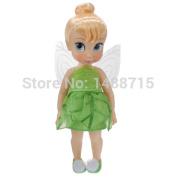 41cm Animation Fairy Boneca Tinker Bell Dolls Best Children's Gift Figure Toys