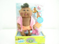 Cabbage Patch Kids Dirty to Clean Newborn Doll - African American - Girl by Cabbage Patch Kids