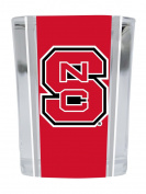 NC State Wolfpack Square Shot Glass