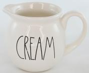 Rae Dunn Magenta Ceramic Creamer Cream