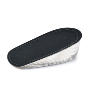 Owfeel One Pair Silicone Increased Elevator Insole Insert Increased Taller Pads