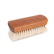 Luxury Goats Hair Buffing Brush for polishing shoes and boots with super soft hairs
