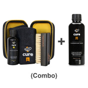 Crep Protect Cure Kit and Refill Cleaning Lotion 200ml