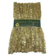30m Commercial Length Christmas Garland Classic Christmas Decorations, Gold