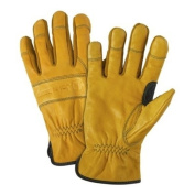 Grain Cowhide X-Large Driver Gloves