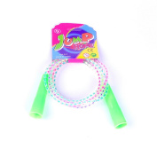 TeTyLife Cheap Colourful Plastic Jumping Rope For Kids