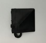 DanceDeck 100773 Standard Corner Tile44; Black